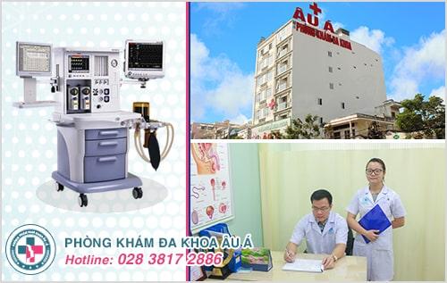 Bệnh viện chữa sùi mào gà tin cậy và hiệu quả tại Tp HCM